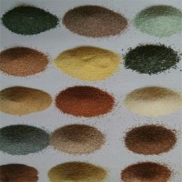 Natural Colored Sand with good quality