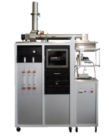 Cone calorimetric test equipment