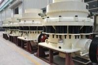 Concasseur de cône / Gyratory broyeur machine est concasseur de pierre à vendre
