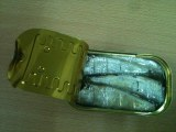 Conserves de sardines haute qualité