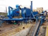 Usine de recyclage des déchets en béton, système de gestion des déchets de construction