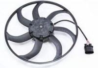 Cooling fan control module 1TD959455 for SKODA