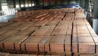 Cathodes de cuivre (Cu) 99,99%, min; 99,97% à vendre