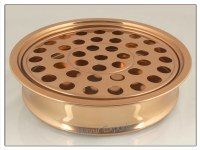 Stainless Steel Communion Tray Copper Finish