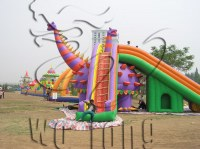 2014 cheap price giant inflatable water slide for adult on sale !!!