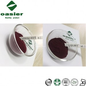 Cranberry Extract Powder Blushwood Berry Extract Powder