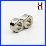 Super Strong Neodymium Magnetic Ring Customized Size and Performance