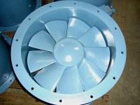 CZF Ventilateur de ventilation du navire - ventilateur axial