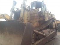 Used CAT Crawler Bulldozer D8L,80000USD