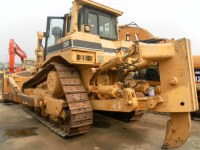 Used CAT Crawler Bulldozer D8R,150000USD
