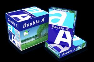 Ramette de Papiers A4/80GR DOUBLE A