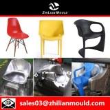 Chaise en plastique moule d'injection de haute qualité.