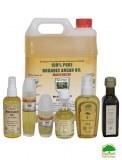 Wholesale supplier of bulk 100% Moroccan argan oil