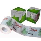 De papel higiénico