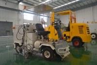 DY-SSAL-I/II Petite Machine airless de conduite de marquage au sol à solvant froid