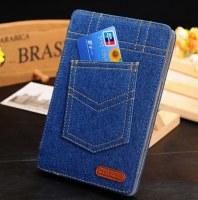 JEAN Etui housse cuir simili pour iPad Mini