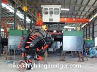 HighLing 2500m³ River Mining Dredger