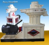 2015 new style and upgrade vertical ring die wood pellet mill/machine