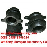 OEM Sand Casting Pump Parts with Machining Service