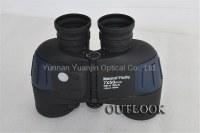 Best 7X50 Floatable marine military binoculars with compass
