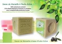 100% Naturels: Savon de marseille, savon liquide, liquide machine à laver