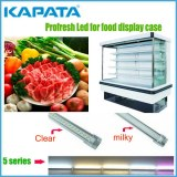 Éclairage professionnel alimentaire pour vitrine réfrigérée