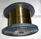 High sale,high quality and low price wire 0.25mmEDM brass wire by bashan