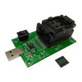 High Quality eMCP162 Socket to USB, for BGA162 and BGA186 testing, size 1216mm, eMCP...
