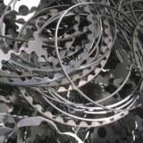 Turning Titanium Alloy Scrap Chips