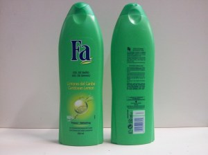 Lots shampoings liquidation Barcelone.