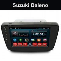 Usine de gros voitures PC In Dash Stereo voiture Suzuki Baleno 8 pouces Navigator