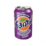 Fanta Mangue-Passion 33cl