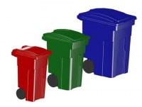 Contenants poubelle