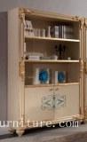 Le siège social de coffret en bois solide de coffret de livre de caisses de livre enfer...