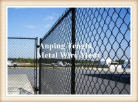 Airport Safety Mesh Fence