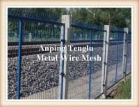 Railway Fence/Train Fencing/Pvc CoatedFencing/Metal Rail Fencing