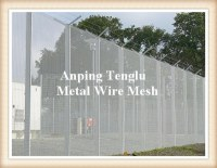 Security Fence Panels/Hot-Dipped Galvanizing Security Barrier