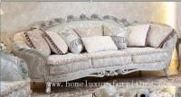 Sofas de luxe FF-103 de style de l'Italie de meubles de maison classique de sofa des pr...