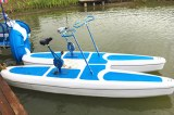 Fiberglass Water Bike