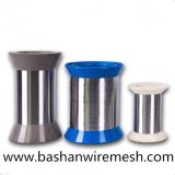 China bashan stainless steel wire for wire slot screen 2017 hot sale