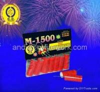 Match Cracker Fireworks Firecracker Banger de Thunder Bombe jouet pour Vacances Partie