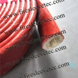 BST Heavy Duty Silicone Coated Fiberglass Braided Fire Sleeve