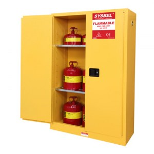Flammable Cabinet(45Gal/170L),SYSBEL