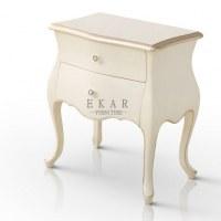 Wooden Furniture Models Bedside Trolley Table FN-116