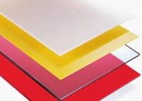 SGS certified polycarbonate color sheet in 100% virgin Lexan/Makrolon resin/10 years no...