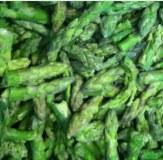 Frozen asparagus tips