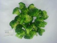 Frozen organic broccoli