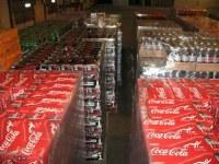 Coca Cola 330 ML (Fanta , Sprite , Pepsi , Mirinda , 7UP , Schweppes , Orangina , Oasis...)