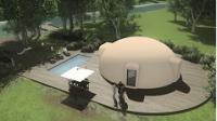 Exclusivité mondiale Maison passive en kit