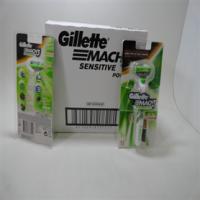 Gillette Mach3 Sensitive Power Rasoir 1up (+ AAA batt.)